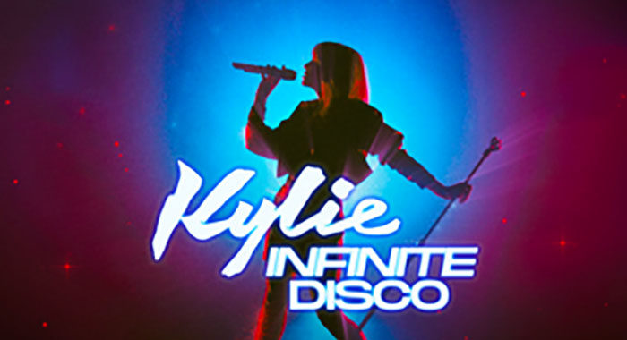 Kylie: Infinite Disco, Step into Kylie's imagination