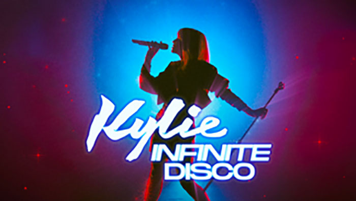 Kylie, Infinite Disco, Music, TotalNtertainment, Live Stream