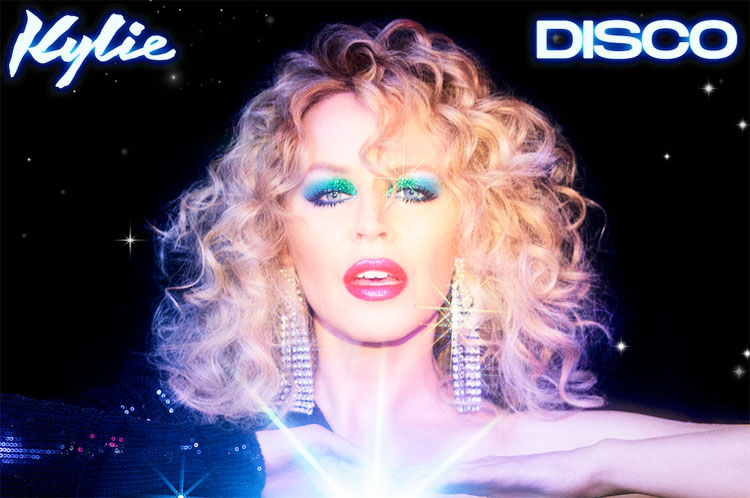 Kylie Minogue, Music, New Single, New Album, Disco, Say Something, TotalNtertainment, I Love It