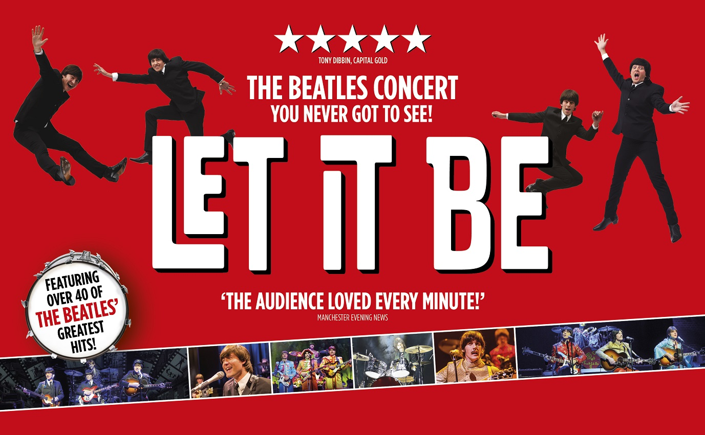 Let It Be, Theatre, totalntertainment, Empire, Liverpool