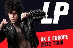 LP announces 2022 world headline tour