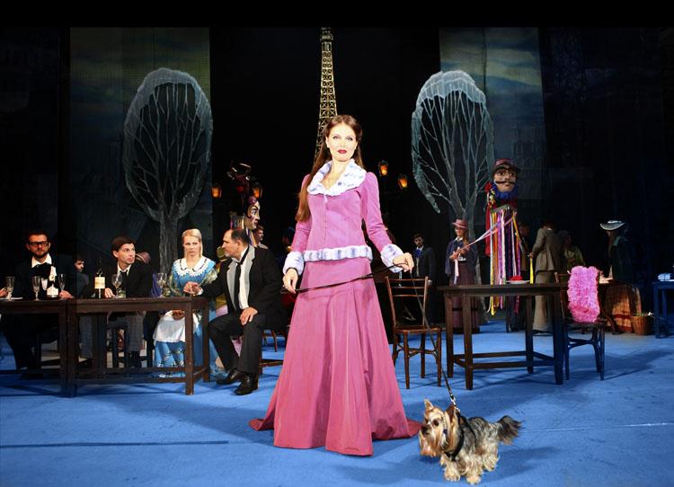 La Boheme, Puccini, Tour, Manchester, TotalNtertainment, Opera, Theatre