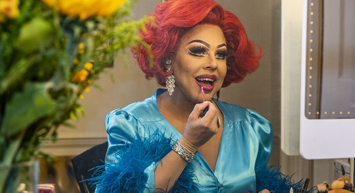 La Voix 'The UKs Funniest Red Head' is on tour