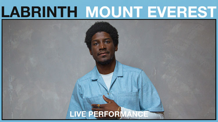 Labrinth, Music, TotalNtertainment, Mount Everest, Vevo