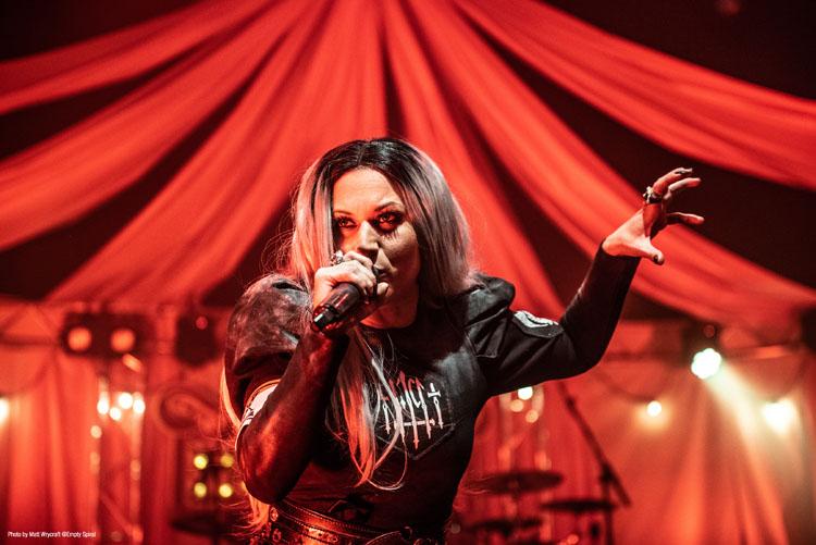 Lacuna Coil, Tour, Music, TotalNtertainment, Manchester
