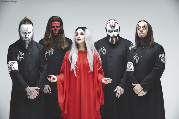 Lacuna Coil, Music, Manchester, New Single, TotalNtertainment