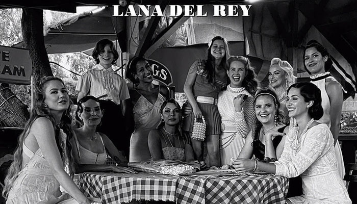 Lana Del Rey, Chemtrails Over The Country Club, Music, New Album, TotalNtertainment