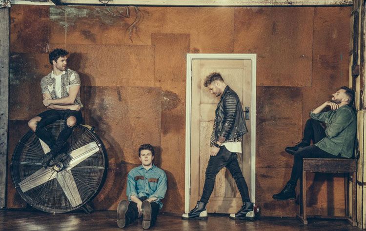 Lawson share new single 'Lovers'