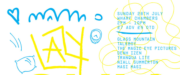 Lazy Sunday Afternoon, lass Mountain, Music, Leeds, TotalNtertainment