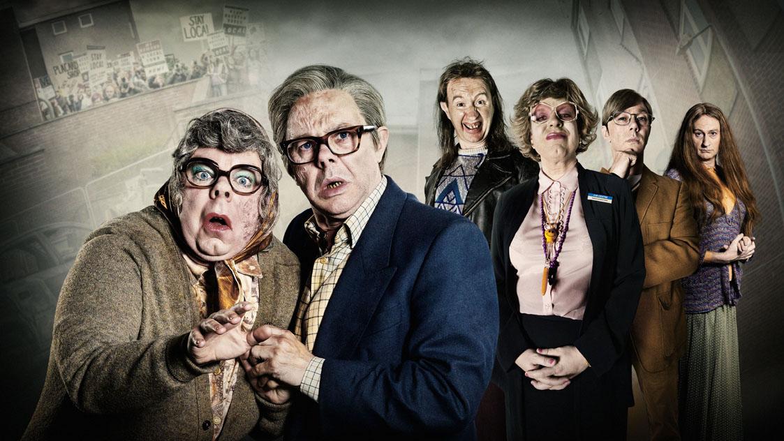 League of Gentlemen, comedy, Leeds, totalntertainment