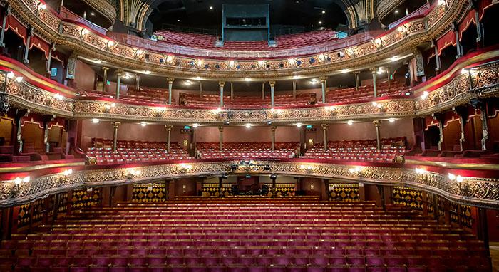 Leeds Grand Theatre, Positively Open, Theatre, TotalNtertainment