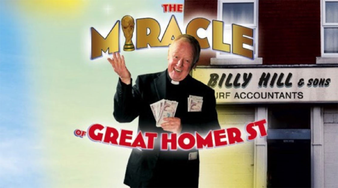 Les Dennis, Andrew Schofield, theatre, Liverpool, The Miracle of Great Homer St