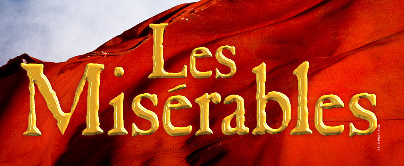 Les Miserables, theatre, musical, Manchester, totalntertainment