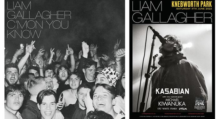 'C'mon You Know' new album announced Liam Gallagher
