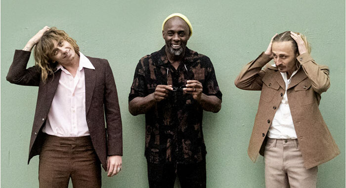 Lime Cordiale & Idris Elba announce mini-album