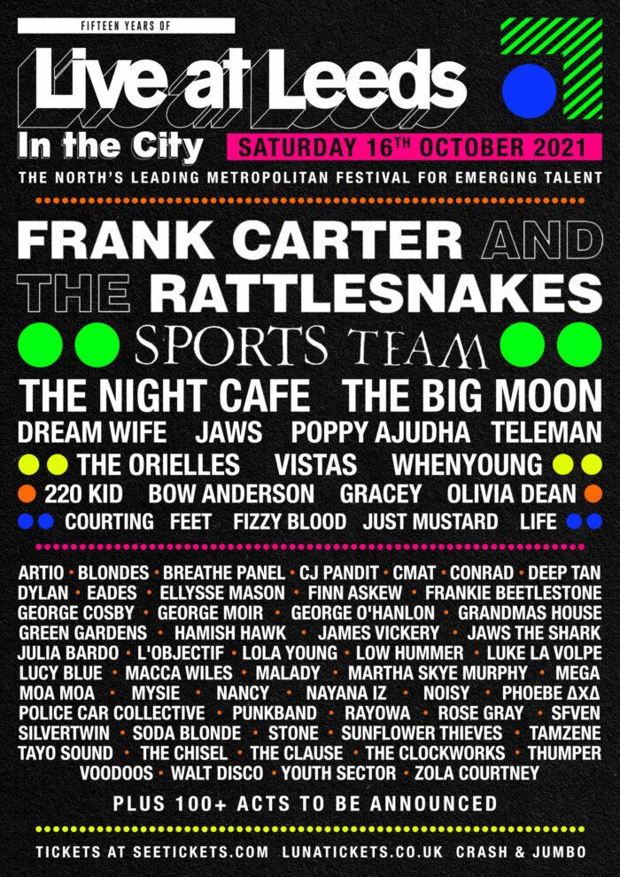 Live At Leeds, Festival, Leeds, Music, TotalNtertainment