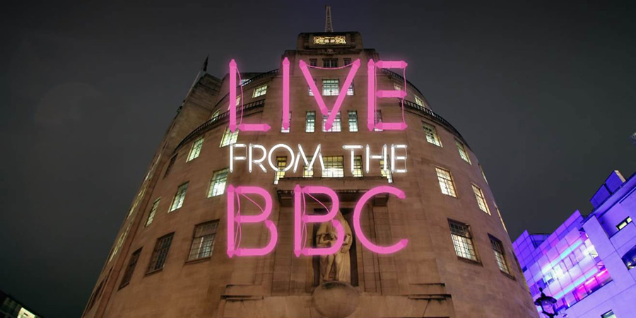BBC Three – third series of 'Live from the BBC' announced