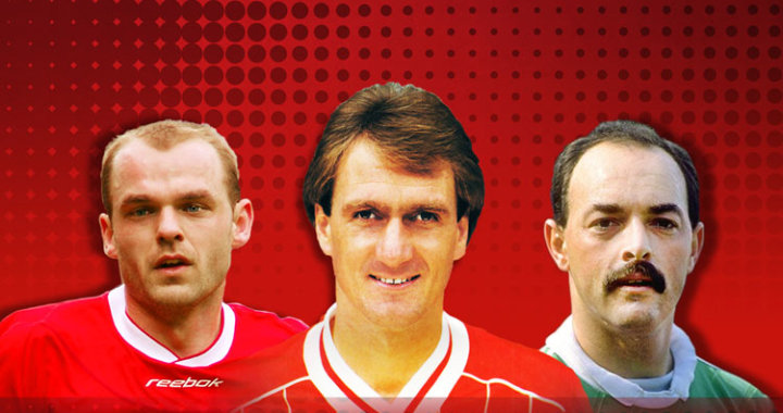 Liverpool FC Legends in Conversation at Liverpool Empire