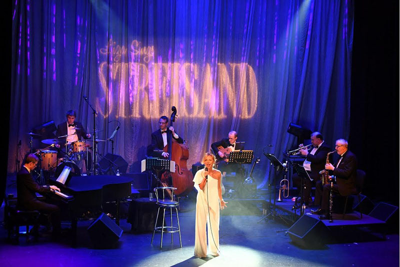 Liza Pulman, Barbara Streisand, Bolton, Theatre, TotalNtertainment
