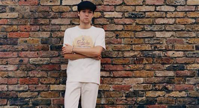 Louis Dunford shares new track and announces EP