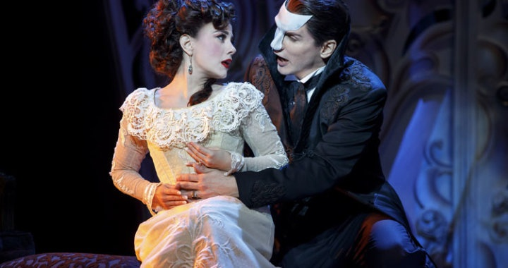 Andrew Lloyd Webber's 'Love Never Dies' to play Manchester