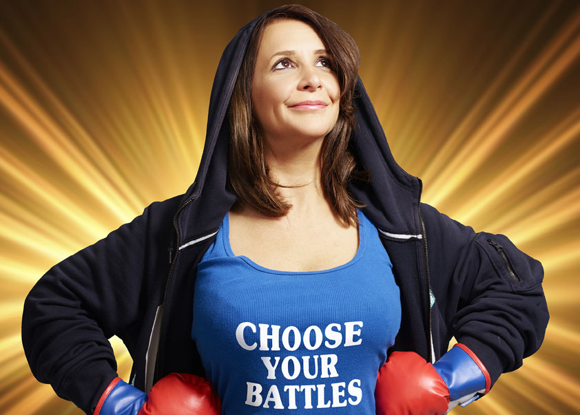 Lucy Porter, comedy, tour, totalntertainment,