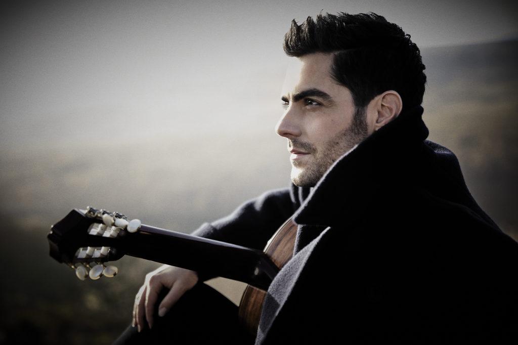 Miloš, Music, New Album, Classical Guitar God, TotalNtertainment