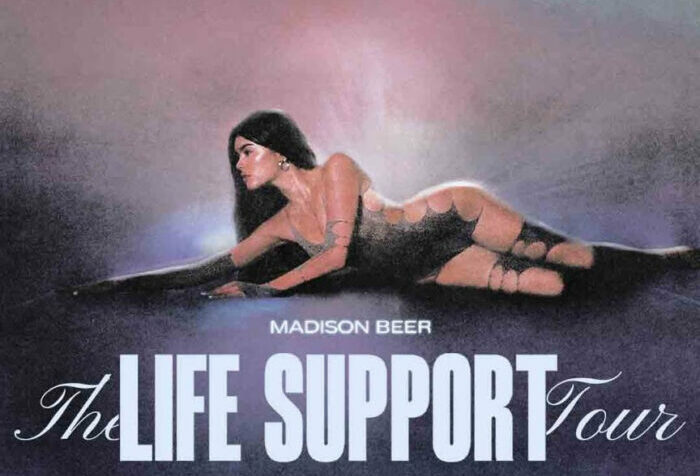 Madison Beer, Life Support, Tour, Music, TotalNtertainment