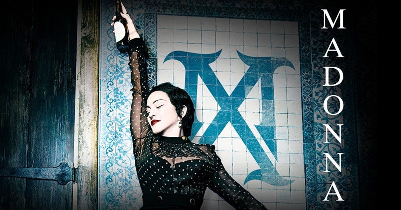 Madonna, Tour, TotalNtertainment, Music