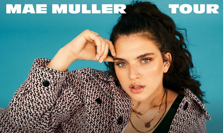 Mae Muller, Tour, Music, Manchester, TotalNtertainment