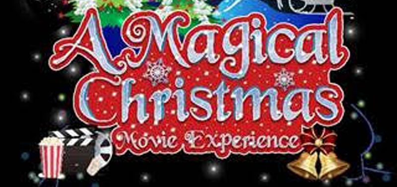 Magical Movie Christmas, Manchester, Pop Up Cinema, Theatre, TotalNtertainment