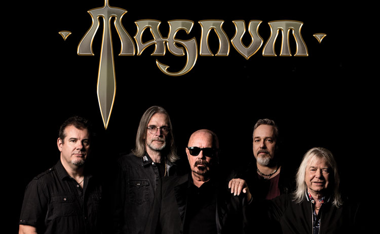 Magnum, Music, Tour, Sheffield, TotalNtertainment