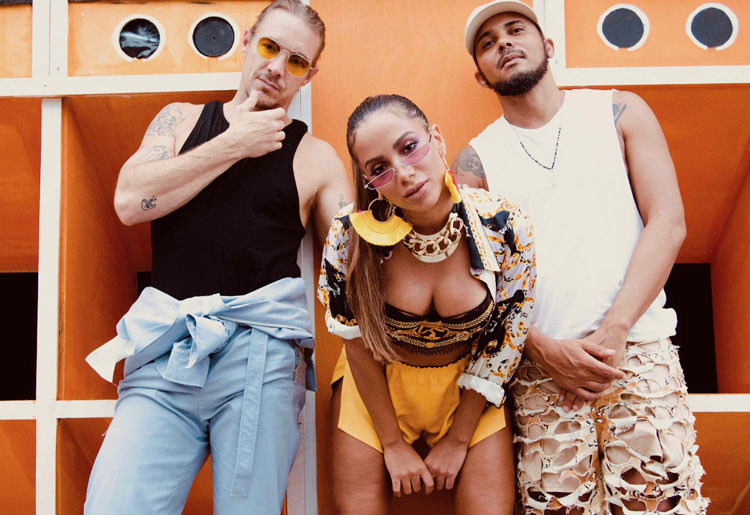 Major Lazer, Music, New Single, Anitta, TotalNtertainment
