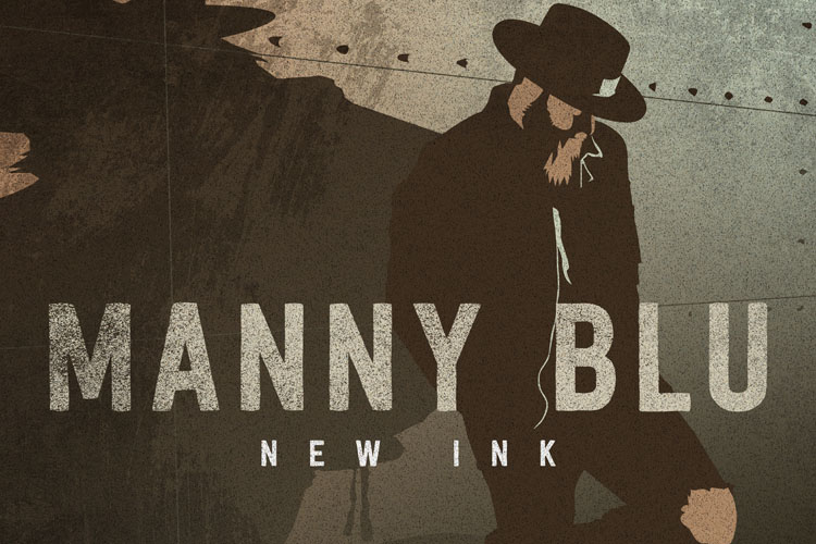 Manny Blu, New Ink, New Album, Music, Country, New Single, Born To Ride, 10 Questions with