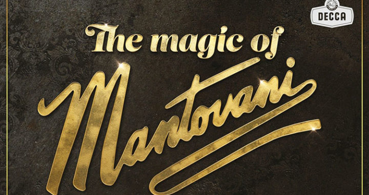 'THE MAGIC OF MANTOVANI' with Joseph Calleja
