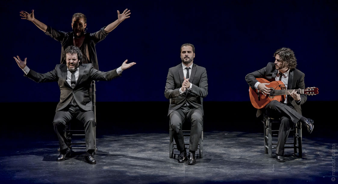 Manuel Linan, Flamenco edition, The Lowry, Manchester, totalntertainment