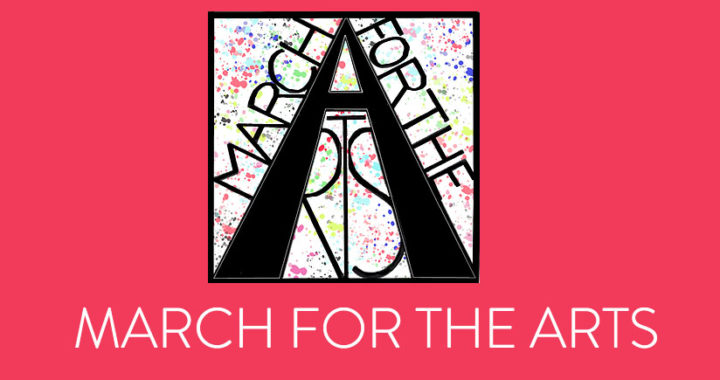 March For The Arts Protest Rally To Take Place