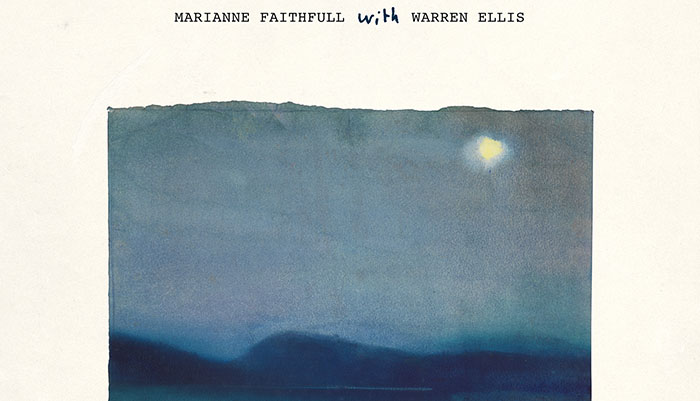 Marianne Faithfull, Warren Ellis, Music, New Single, She Walks in Beauty