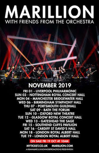 Marillion, Tour, TotalNtertainment, Liverpool, Music