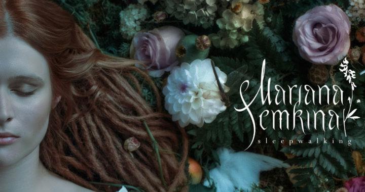 Marjana Semkina releases debut album 'Sleepwalking'