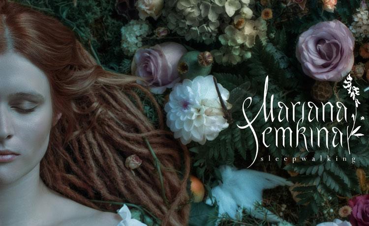Marjana Semkina, New release, Music, TotalNtertainment, Sleepwalking