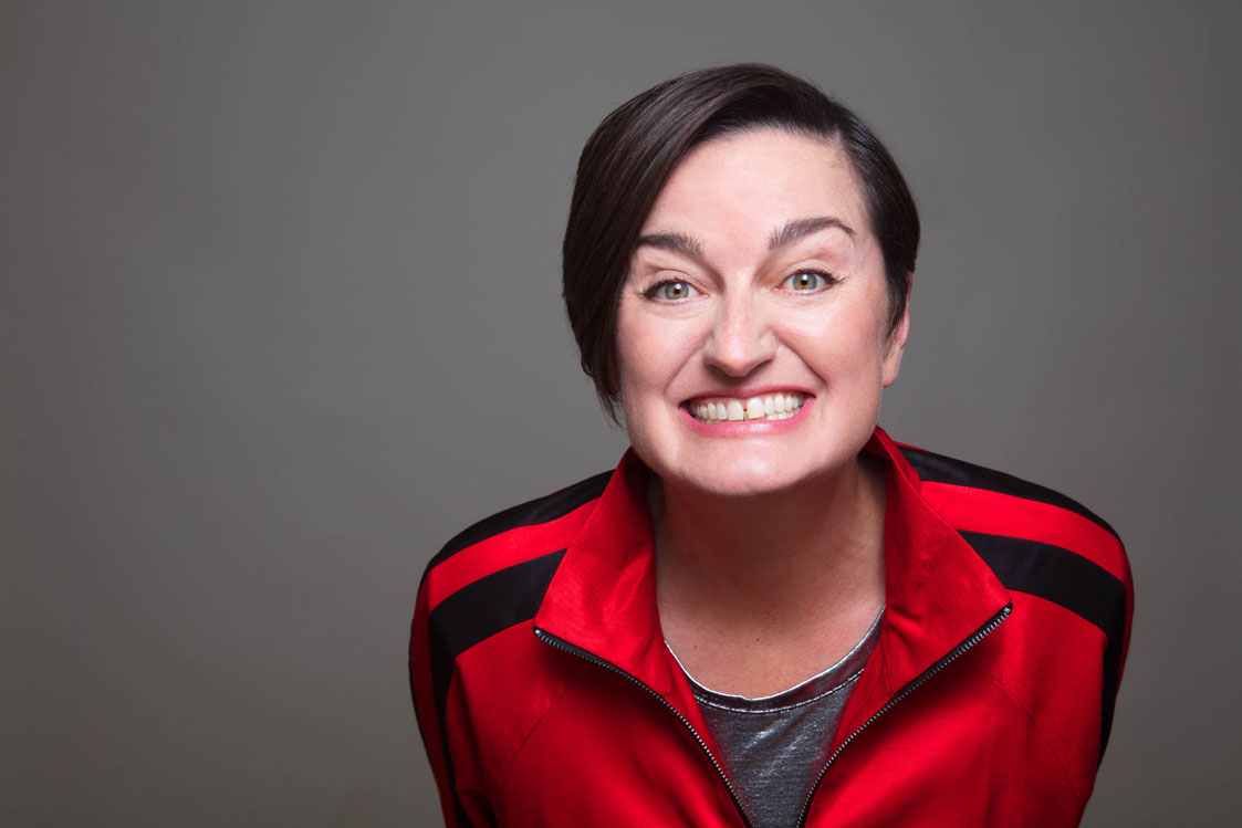 Zoe Lyons, comedy, tour, totalntertainment,