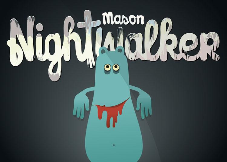 Mason, Music, New Single, Nightwalker, TotalNtertainment