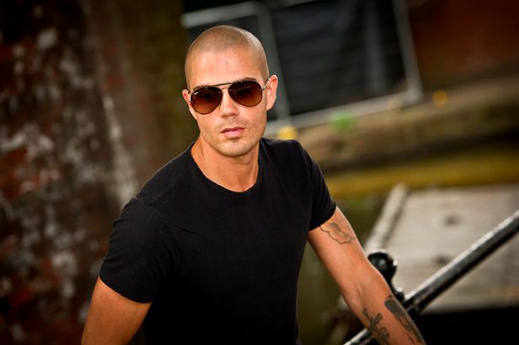 Max George, Music, TotalNtertainment, Music