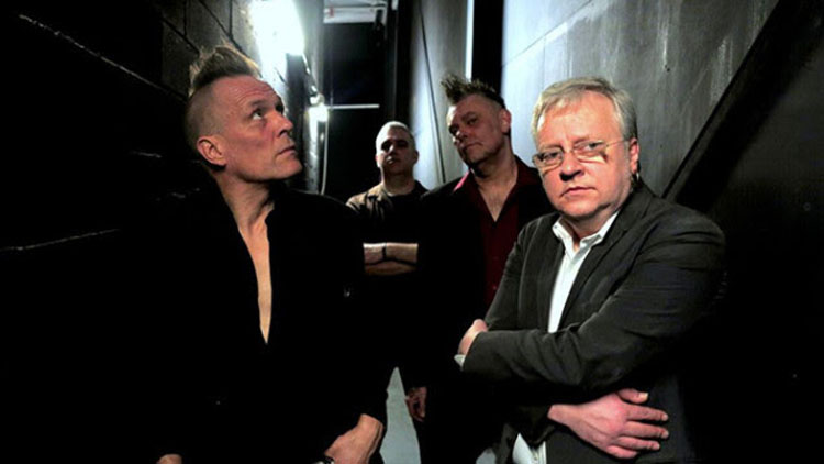 Membranes, Music, Tour, TotalNtertainment, Manchester