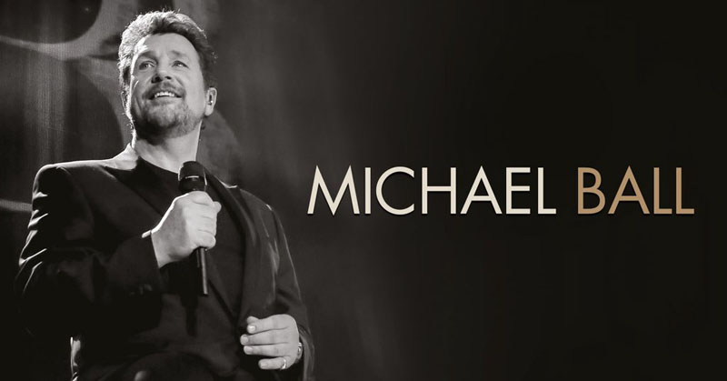 Michael Ball, Tour, TotalNtertainment, Music, Leeds