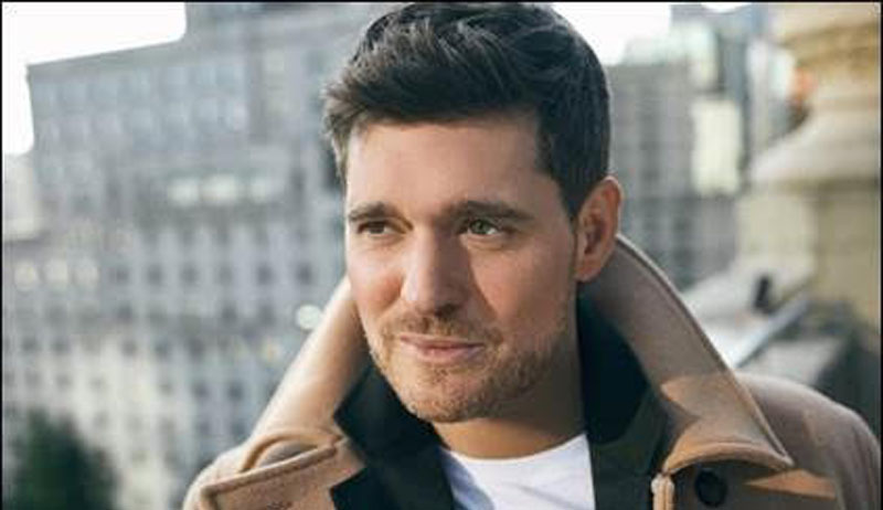 Michael Bublé, Tour, TotalNtertainment, Music, Canadian, Leeds
