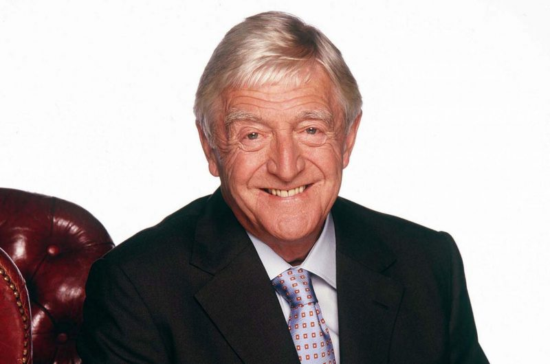 Michael Parkinson, St Helens, TotalNtertainment, Talkshow, Theatre