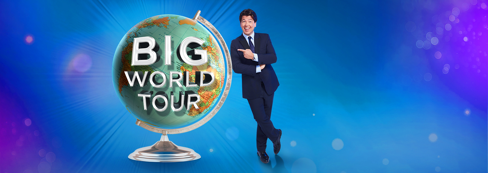 Michael McIntyre, World Tour, Comedy, totalntertainment