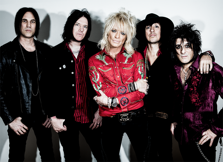 Michael Monroe, Music, Tour, Liverpool, TotalNtertainment